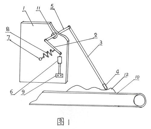 本实用新型适用于各供料装置皮带机的物料